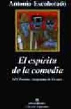 Papel ESPIRITU DE LA COMEDIA. EL,           - A118