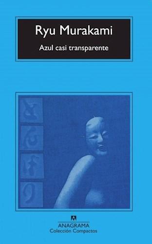 Papel Azul Casi Transparente