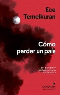 Papel COMO PERDER UN PAIS LOS SIETE PASOS DE LA DEMOCRACIA A LA DICTADURA (COLECCION ARGUMENTOS 534)