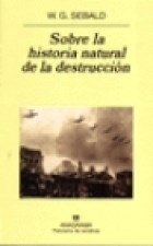 Papel SOBRE LA HISTORIA NATURAL DE LA DESTRUCCION