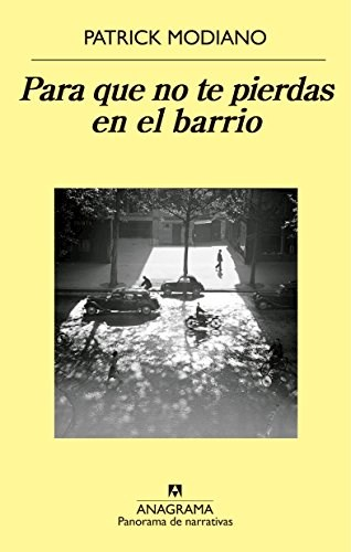 Libro Para Que No Te Pierdas En El Barrio