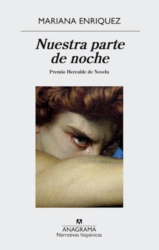 LIBRO NUESTRA PARTE DE NOCHE