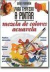 Papel Mezcla De Colores 1 Acuarela