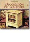 Papel DECORACION DE LA MADERA (MANOS CREATIVAS) (CARTONE)