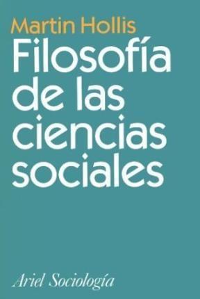 Papel Filosofia De Las Ciencias Sociales