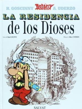 Papel Asterix La Residencia De Los Dioses