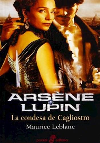 Libro Arsene Lupin : La Condesa De Cagliostro