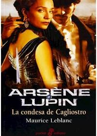 Papel Arsene Lupin:La Condesa De Cagliostro