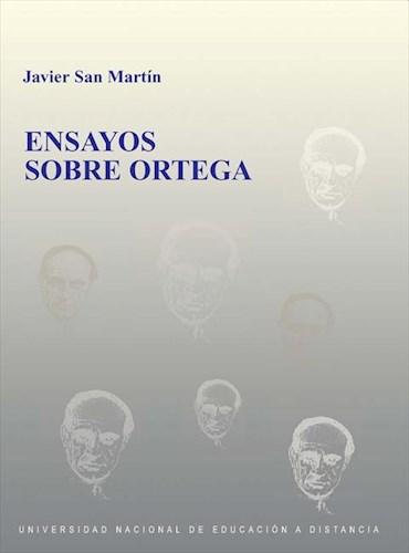 E-book Ensayos Sobre Ortega