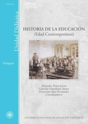 E-book Historia De La Educación (Edad Contemporánea)