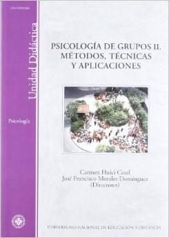 Papel PSICOLOGIA DE GRUPOS II METODOS, TECNICAS Y APLICACIONES