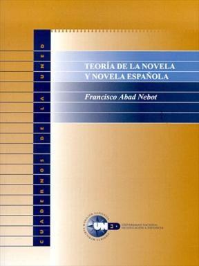 E-book Teoría De La Novela Y Novela Española