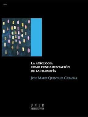 E-book La Axiología Como Fundamentación De La Filosofía