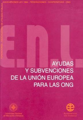 E-book Ayudas Y Subvenciones De La Unión Europea Para Las Ong