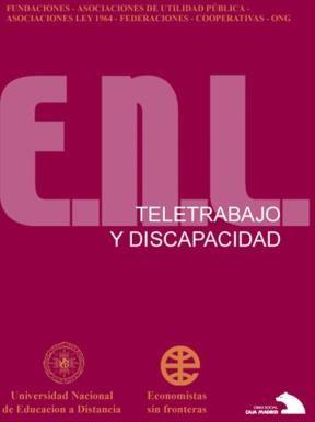 E-book Teletrabajo Y Discapacidad