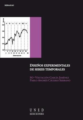 E-book Diseños Experimentales De Series Temporales