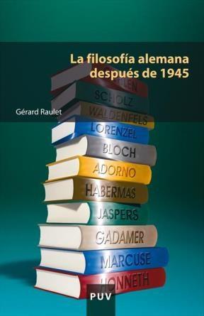 E-book La Filosofía Alemana Después De 1945