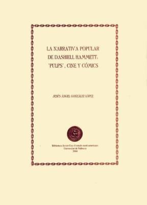 E-book La Narrativa Popular De Dashiell Hammett