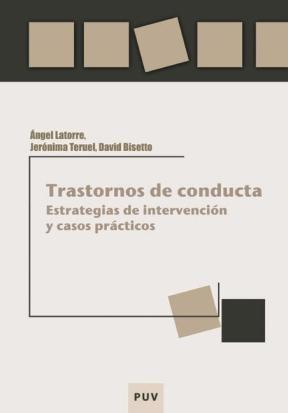 E-book Trastornos de conducta
