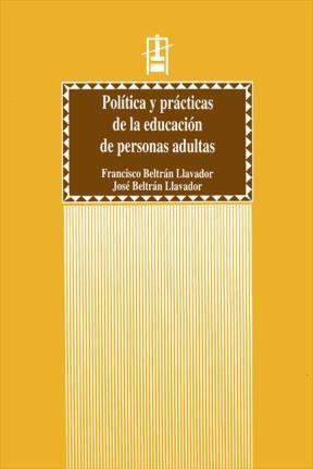 E-book Política Y Prácticas De La Educación De Personas Adultas