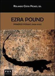 Papel EZRA POUND . PRIMEROS POEMAS 1908-1920