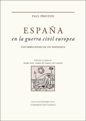 Papel ESPAÑA EN LA GUERRA CIVIL EUROPEA