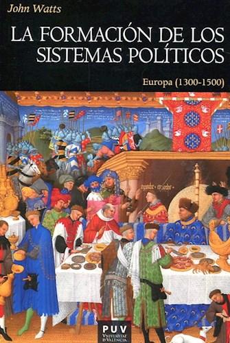 Papel La formación de los sistemas políticos