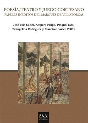 Papel Poesia, teatro y juego cortesano