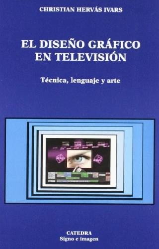 Libro El Diseño Grafico En Tv