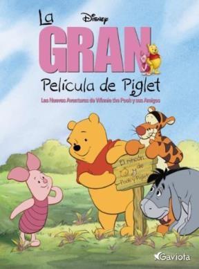 Papel Gran Pelicula De Piglet, La