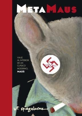 Papel METAMAUS VIAJE AL INTERIOR DE UN CLASICO MODERNO MAUS (INCLUYE DVD) (CARTONE)