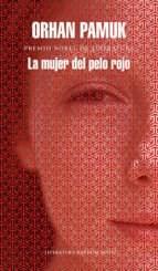 Papel Mujer De Pelo Rojo, La
