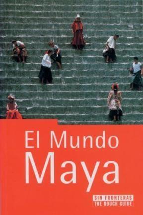 Papel Guia De El Mundo Maya Oferta Trotamundos