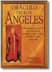 Papel ORACULO DE LOS ANGELES [LIBRO Y CARTAS] (TABLA DE ESMERALDA)