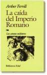 Papel Caida Del Imperio Romano Edaf
