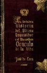 Papel Verdadera Historia Del Ultimo Inquisidor
