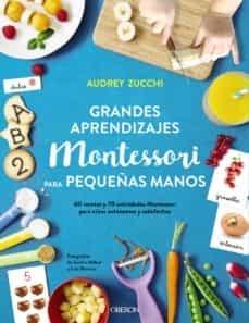 Papel Grandes Aprendizajes Montessori Para Pequeñas Manos