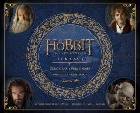 Papel El Hobbit. Un Viaje Inesperado. Crónicas.