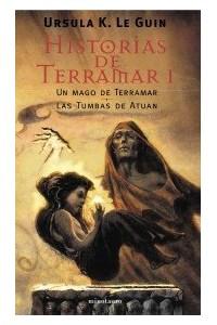 Papel Historias De Terramar I (Un Mago De Terramar / Las Tumbas De Atuan)