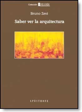 E-book Saber Ver La Arquitectura
