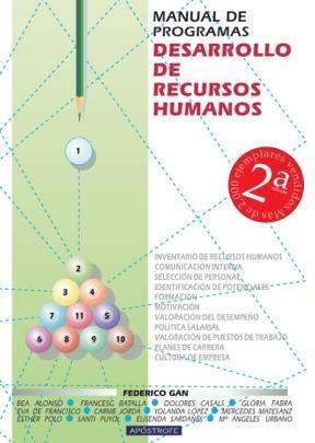 E-book Desarrollo De Recursos Humanos