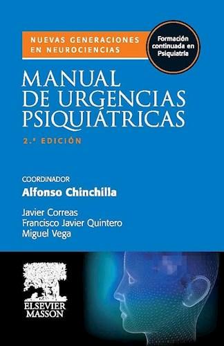 Papel MANUAL DE URGENCIAS PSIQUIATRICAS