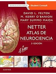 Papel Netter. Atlas De Neurociencia Ed.3º