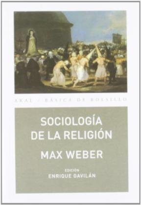 Papel SOCIOLOGIA DE LA RELIGION (BBA)