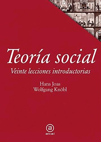 Papel Teoría Social