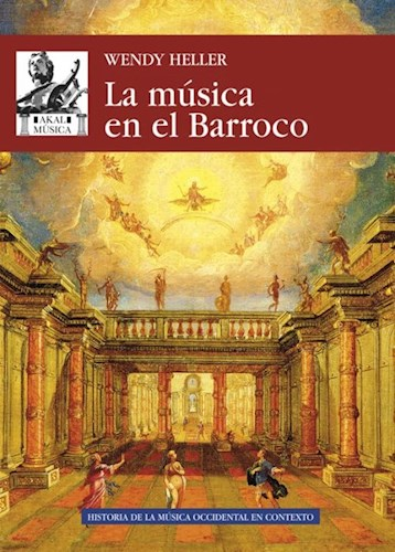 Libro La Musica En El Barroco