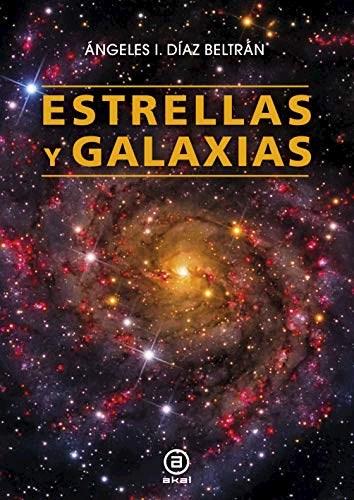 Libro Estrellas Y Galaxias