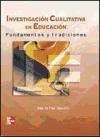 Papel INVESTIGACION CUALITATIVA EN EDUCACION