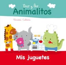Papel Animalitos. Mis Juguetes