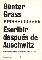 Papel Escribir Despues De Auschwitz